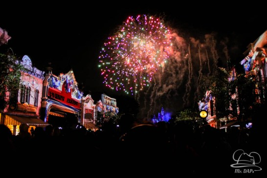 Disneyland 60th Anniversary Celebration Disneyland Forever-11