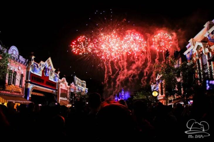 Disneyland 60th Anniversary Celebration Disneyland Forever-12