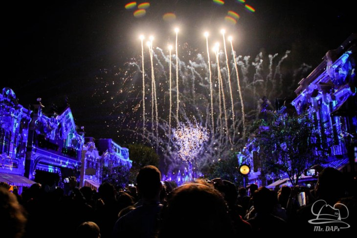 Disneyland 60th Anniversary Celebration Disneyland Forever-9