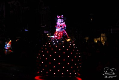 Disneyland 60th Anniversary Celebration Paint the Night-25