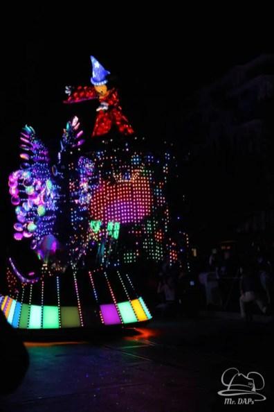 Disneyland 60th Anniversary Celebration Paint the Night-27