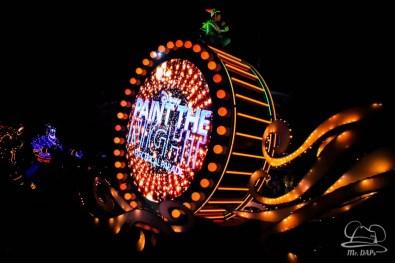 Disneyland 60th Anniversary Celebration Paint the Night-3
