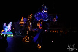 Disneyland 60th Anniversary Celebration Paint the Night-5