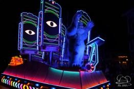 Disneyland 60th Anniversary Celebration Paint the Night-6