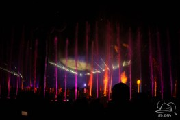 Disneyland 60th Anniversary Celebration World of Color - Celebrate-114
