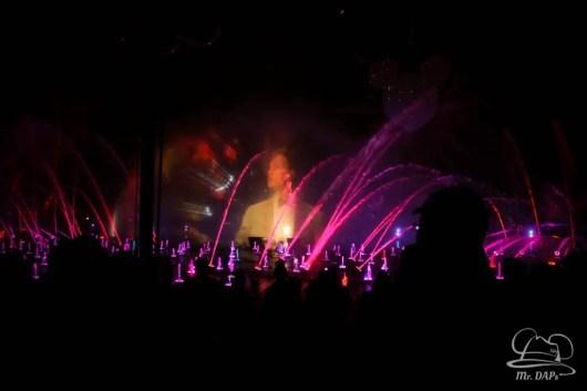 Disneyland 60th Anniversary Celebration World of Color - Celebrate-121