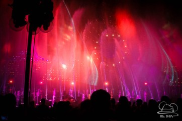 Disneyland 60th Anniversary Celebration World of Color - Celebrate-134