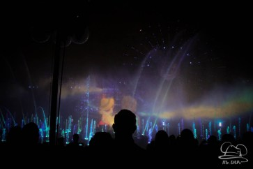 Disneyland 60th Anniversary Celebration World of Color - Celebrate-138