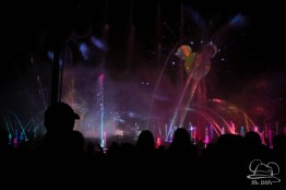 Disneyland 60th Anniversary Celebration World of Color - Celebrate-144