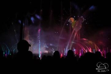 Disneyland 60th Anniversary Celebration World of Color - Celebrate-144