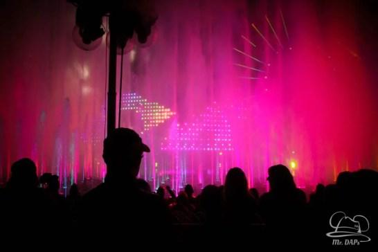 Disneyland 60th Anniversary Celebration World of Color - Celebrate-153