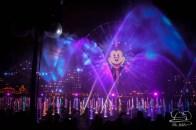 Disneyland 60th Anniversary Celebration World of Color - Celebrate-170