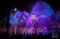 Disneyland 60th Anniversary Celebration World of Color - Celebrate-171