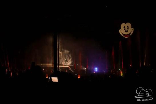 Disneyland 60th Anniversary Celebration World of Color - Celebrate-43