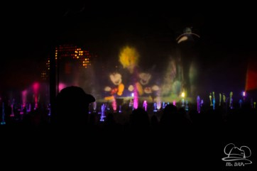 Disneyland 60th Anniversary Celebration World of Color - Celebrate-46