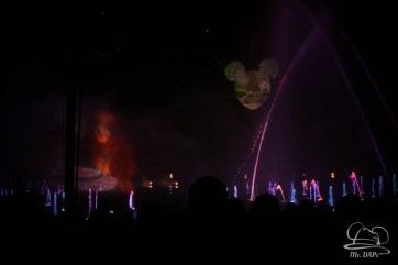 Disneyland 60th Anniversary Celebration World of Color - Celebrate-56