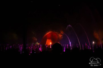 Disneyland 60th Anniversary Celebration World of Color - Celebrate-57