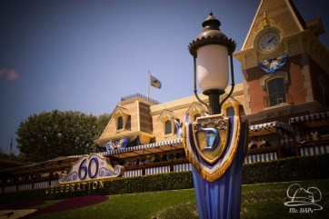 Disneyland 60th Anniversary Celebration World of Color - Celebrate-6