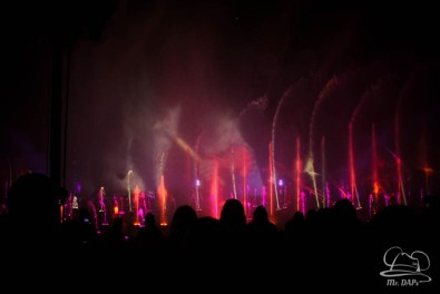 Disneyland 60th Anniversary Celebration World of Color - Celebrate-65