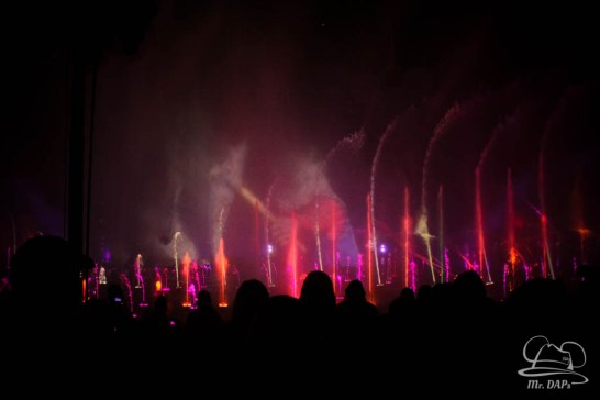 Disneyland 60th Anniversary Celebration World of Color - Celebrate-65