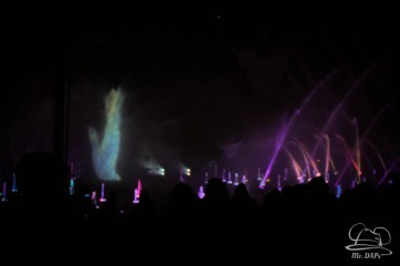 Disneyland 60th Anniversary Celebration World of Color - Celebrate-68