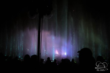 Disneyland 60th Anniversary Celebration World of Color - Celebrate-85
