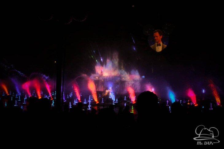 Disneyland 60th Anniversary Celebration World of Color - Celebrate-88