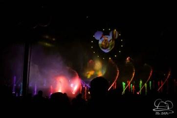 Disneyland 60th Anniversary Celebration World of Color - Celebrate-92