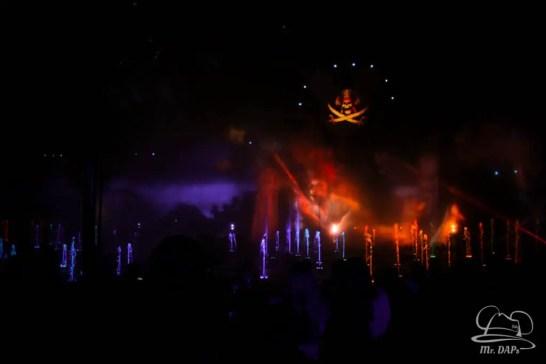 Disneyland 60th Anniversary Celebration World of Color - Celebrate-98
