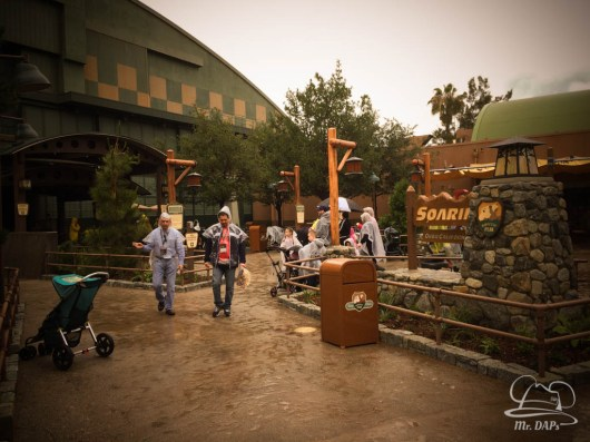 Grizzly Peak Airfield Opening Day at Disney California Adventure - May 15, 2015-29