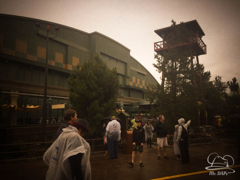 Grizzly Peak Airfield Opening Day at Disney California Adventure - May 15, 2015-9