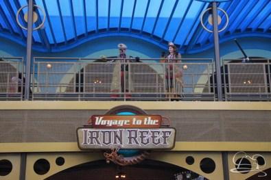 Knotts Iron Reef Grand Opening-28