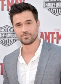 "LOS ANGELES, CA - JUNE 29: Actor Brett Dalton attends the world premiere of Marvel's ""Ant-Man"" at The Dolby Theatre on June 29, 2015 in Los Angeles, California. (Photo by Charley Gallay/Getty Images) *** Local Caption *** Brett Dalton"
