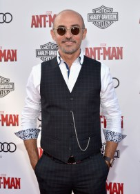 """LOS ANGELES, CA - JUNE 29: Actor Shaun Toub attends the world premiere of Marvel's """"Ant-Man"""" at The Dolby Theatre on June 29, 2015 in Los Angeles, California. (Photo by Charley Gallay/Getty Images) *** Local Caption *** Shaun Toub"""