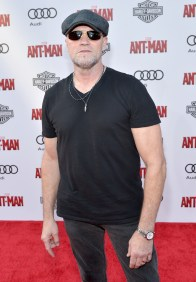 "LOS ANGELES, CA - JUNE 29: Actor Michael Rooker attends the world premiere of Marvel's ""Ant-Man"" at The Dolby Theatre on June 29, 2015 in Los Angeles, California. (Photo by Charley Gallay/Getty Images) *** Local Caption *** Michael Rooker"