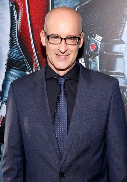 "LOS ANGELES, CA - JUNE 29: Director Peyton Reed attends the world premiere of Marvel's ""Ant-Man"" at The Dolby Theatre on June 29, 2015 in Los Angeles, California. (Photo by Jesse Grant/Getty Images for Disney) *** Local Caption *** Peyton Reed"