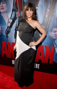 """LOS ANGELES, CA - JUNE 29: Actres Evangeline Lilly attends the world premiere of Marvel's """"Ant-Man"""" at The Dolby Theatre on June 29, 2015 in Los Angeles, California. (Photo by Jesse Grant/Getty Images for Disney) *** Local Caption *** Evangeline Lilly"""