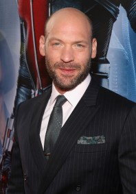 "LOS ANGELES, CA - JUNE 29: Actor Corey Stoll attends the world premiere of Marvel's ""Ant-Man"" at The Dolby Theatre on June 29, 2015 in Los Angeles, California. (Photo by Jesse Grant/Getty Images for Disney) *** Local Caption *** Corey Stoll"