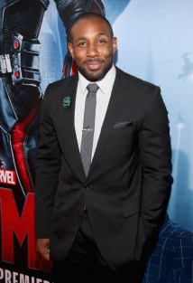 """LOS ANGELES, CA - JUNE 29: Dancer Twitch attends the world premiere of Marvel's """"Ant-Man"""" at The Dolby Theatre on June 29, 2015 in Los Angeles, California. (Photo by Jesse Grant/Getty Images for Disney) *** Local Caption *** Twitch"""