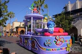 Disney-Pixar's Inside Out Pre-Parade