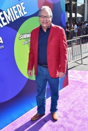 HOLLYWOOD, CA - JUNE 08: Actor Lewis Black attends the Los Angeles Premiere and Party for Disney•Pixar's INSIDE OUT at El Capitan Theatre on June 8, 2015 in Hollywood, California. (Photo by Alberto E. Rodriguez/Getty Images for Disney) *** Local Caption *** Lewis Black