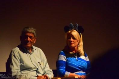 Jim Cora and Kim Irvine