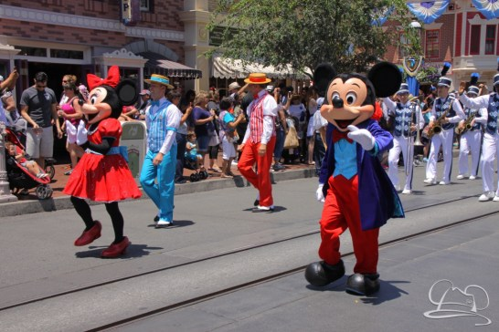 Disneyland 60th Anniversary - July 17, 2015-109