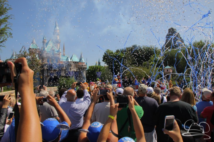 Disneyland 60th Anniversary - July 17, 2015-67