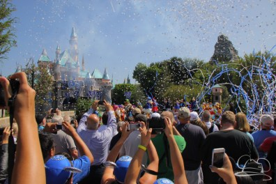Disneyland 60th Anniversary - July 17, 2015-68