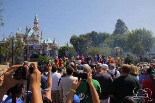 Disneyland 60th Anniversary - July 17, 2015-90