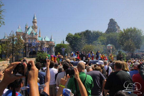 Disneyland 60th Anniversary - July 17, 2015-91