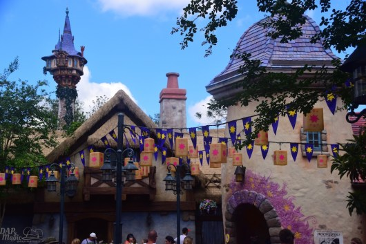 The Tangled bathrooms of New Fantasyland