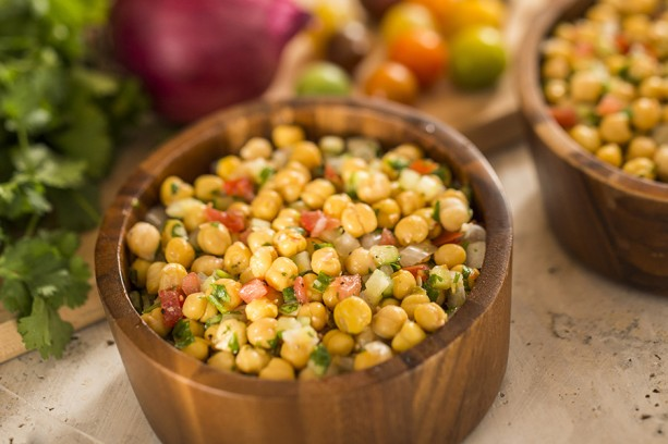 Disney Recipes: Chickpea Salad - Disney's Animal Kingdom