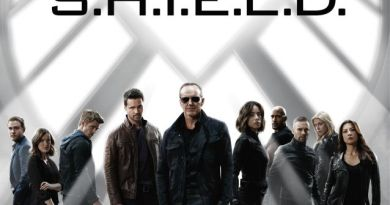 Marvel's Agents of S.H.I.E.L.D. Season 3 Poster